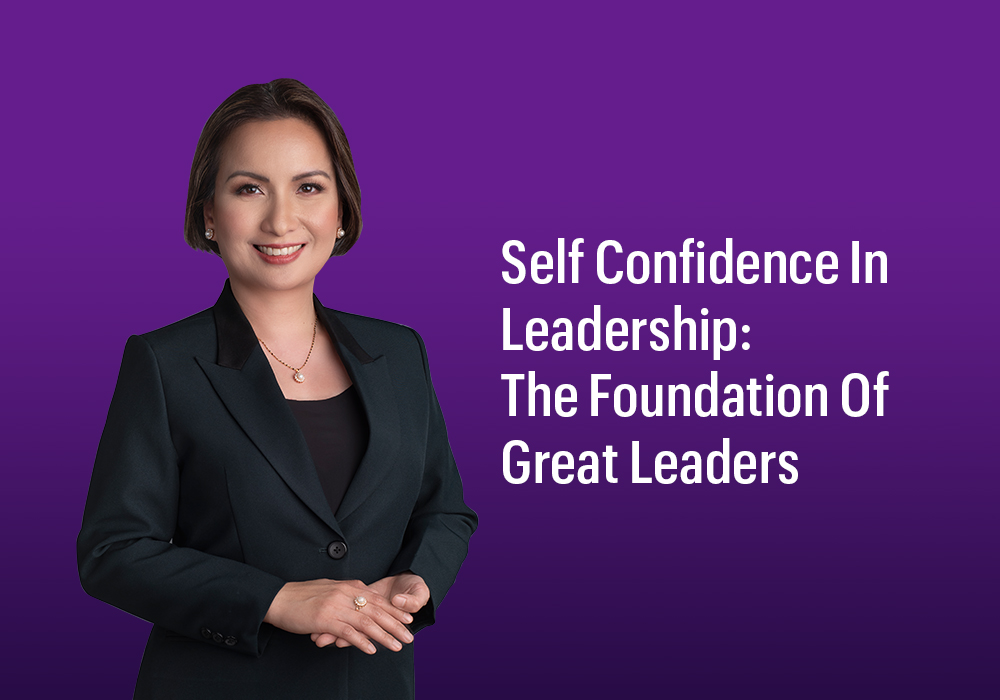 Self Confidence In Leadership: The Foundation Of Great Leaders
